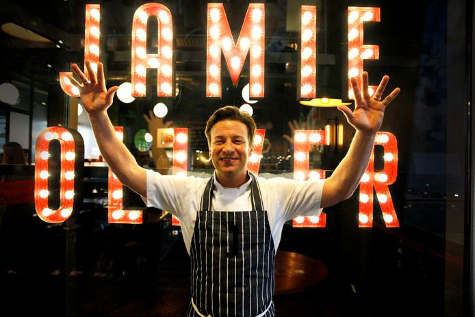Jamie Oliver kiest de vestiging in de Rotterdamse Markthal als zijn beste 'Italian'.