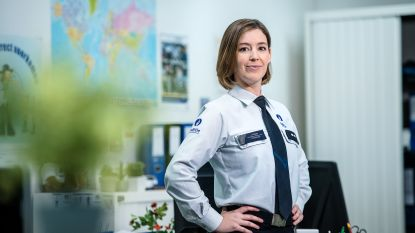 """Charlotte is de nieuwe partner van Andy Peelman in 'De Buurtpolitie': """"Maar een rol in 'Familie' zie ik ook wel zitten"""""""