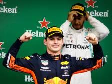 Alle focus op Hamilton en Verstappen: de koning versus de kroonprins
