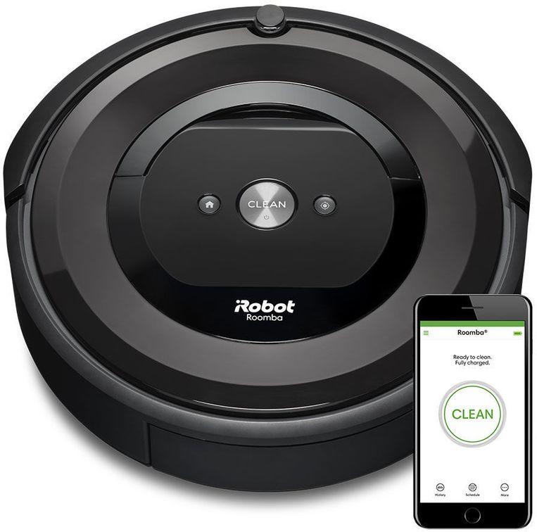 De Roomba E5.
