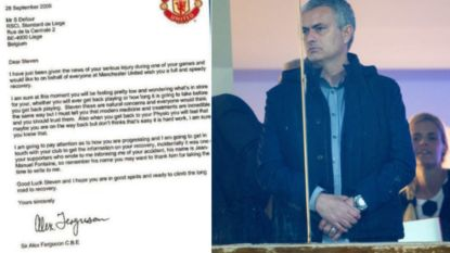 De brief aan Defour en het bezoek van José: ook deze spelers uit onze eerste klasse kregen lof van een topcoach