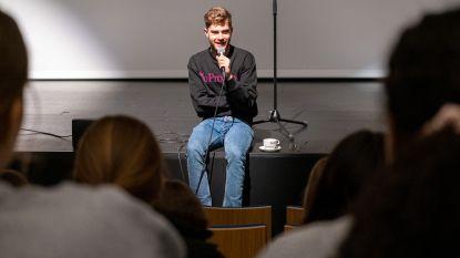 """Leerlingen Sjabi spreken met regisseur Lukas D'Hondt over 'Girl': """"Focus op verdraagzaamheid is zó belangrijk op die leeftijd"""""""