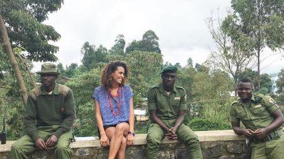 Tatyana Beloy zocht haar Congolese roots op met haar vriend Konrad