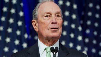 Bloomberg treedt terug als speciaal VN-gezant voor het klimaat