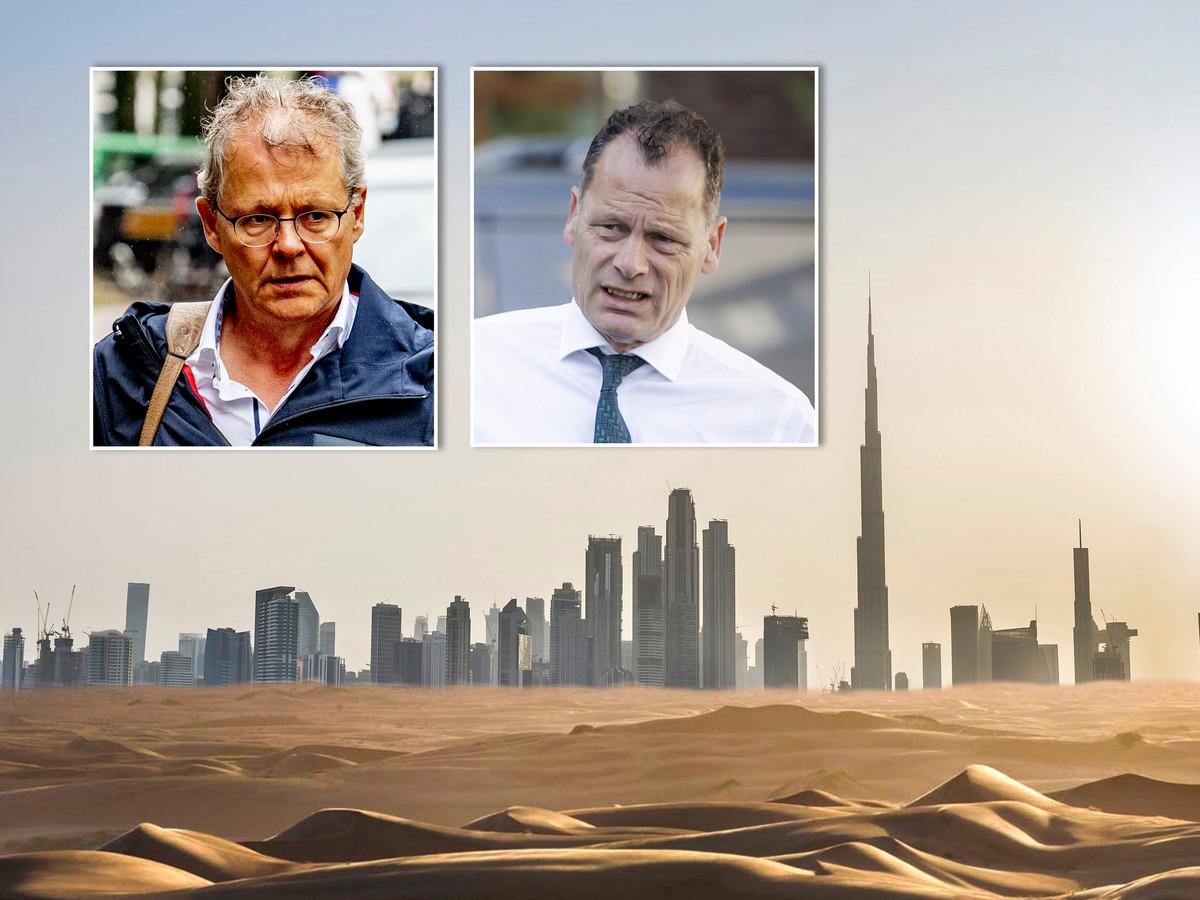 Advocaten Nico Meijering en Leon van Kleef werden in juni 2019 door de politie tot in Dubai gevolgd, waar ze een cliënt bezochten. De politie had een tip gekregen dat Meijering in Dubai een ontmoeting zou hebben met Ridouan Taghi. Die informatie bleek onjuist.