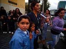 Zware aardbeving in Chili maar geen schade