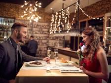 Vrouwen gaan soms op date om gratis te kunnen eten