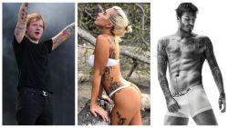 Tattoo Day: 9 celebs die van hun lichaam een heus kunstwerk maakten