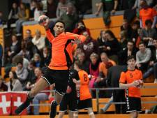 Handballer Odirin Jerry naar Tachos