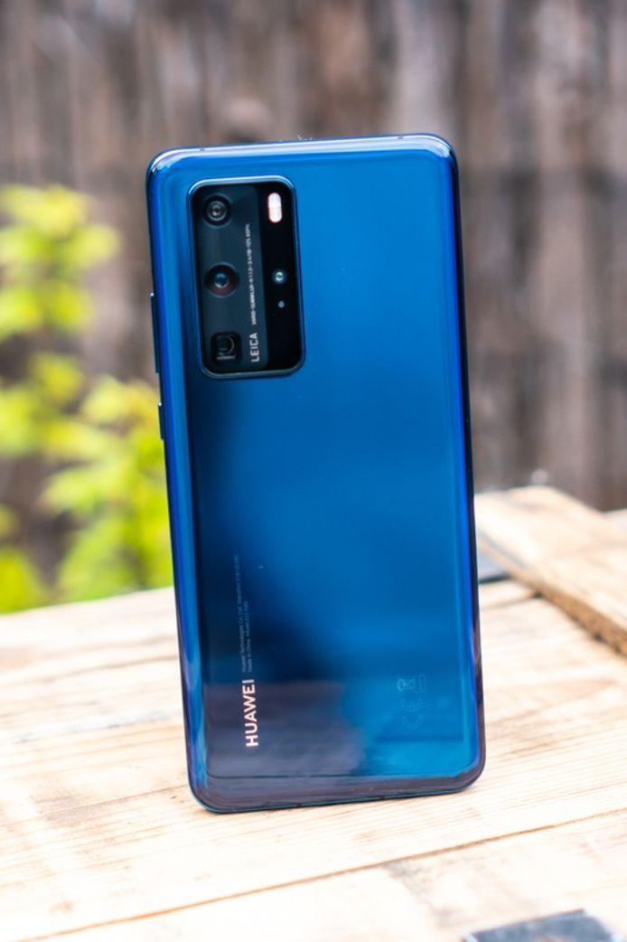 De Huawei P40 Pro.