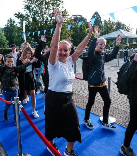 De jongsten zijn op het Houtkamp College direct de oudsten
