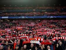 Liverpoolfan zwaar gewond bij rellen