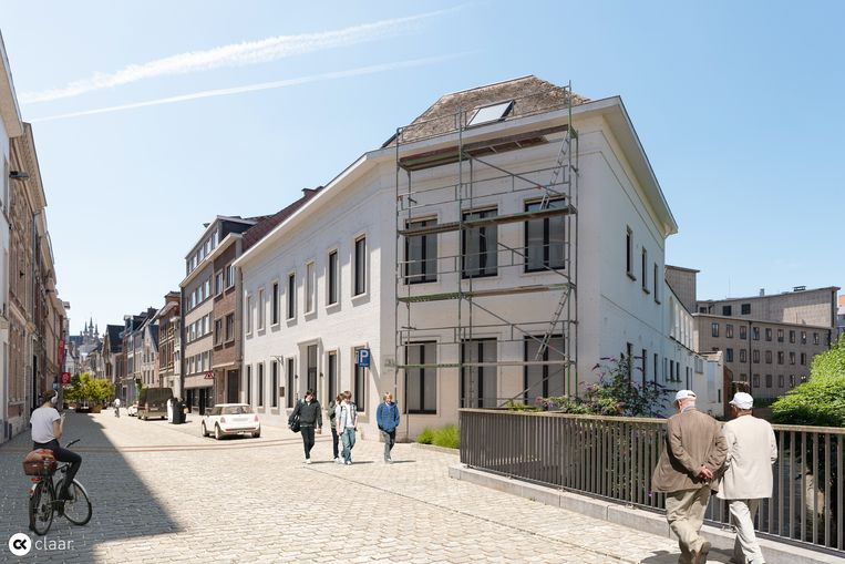 Aangename straten moeten de leefbaarheid van Leuven verhogen de komende jaren.