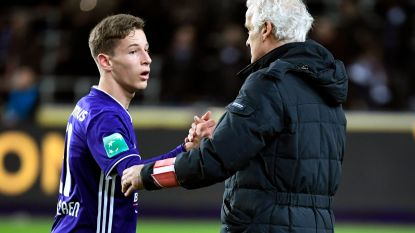 """Rutten zet Zetterberg op zijn plaats na interview: """"Zeker toptalenten moet je niet zeggen wat ze moeten doen"""""""