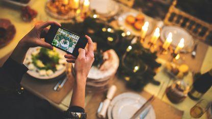 Van je tuin op je feesttafel: gebruik hout en planten als natuurlijke kerstversiering