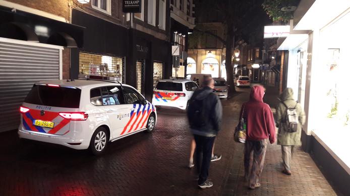 Overval Choorstraat