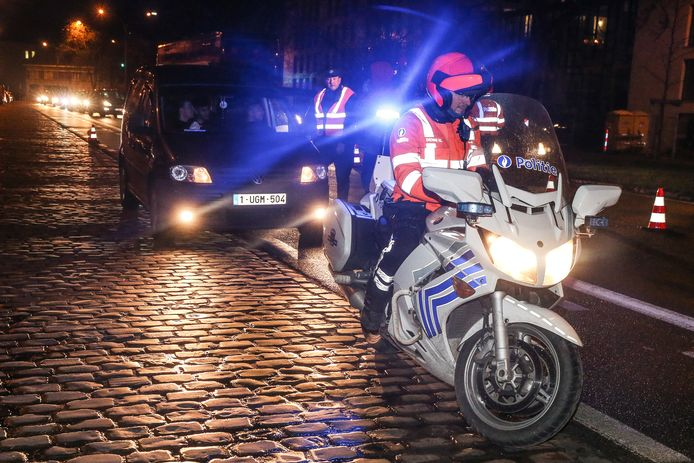 De politie hield een heel weekend alcohol- en drugscontroles in Gent.