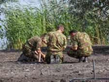 Gevonden 'landmijn' aan Straatweg bleek iets heel anders te zijn