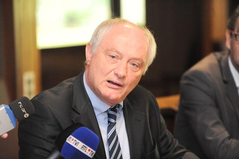 Vicevoorzitter van de proefbank Christian Creuven zei vandaag dat er nieuwe maatregelen werden genomen.