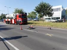 Brandweerman die 18-jarige aanreed op Boschdijk reed te hard door rood