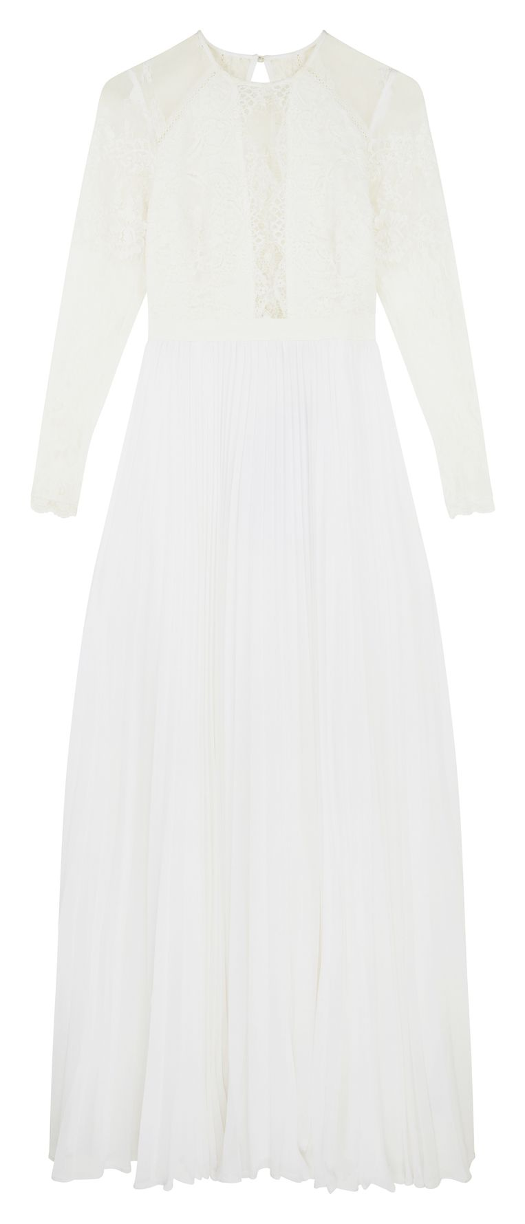 Lange jurk van Asos, € 103,99. Beeld rv