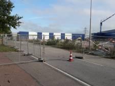 Entree naar distributiecentrum Lidl Borchwerf loopt steeds opnieuw vertraging op