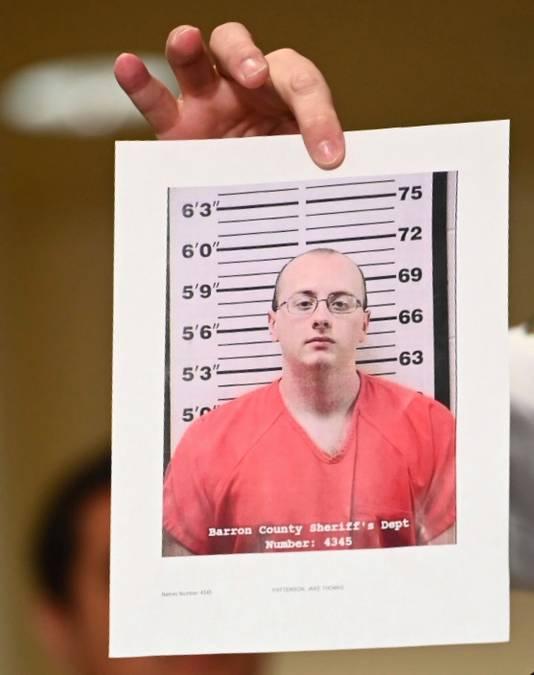 Ontvoerder Jake Thomas Patterson is aangeklaagd voor moord en ontvoering.