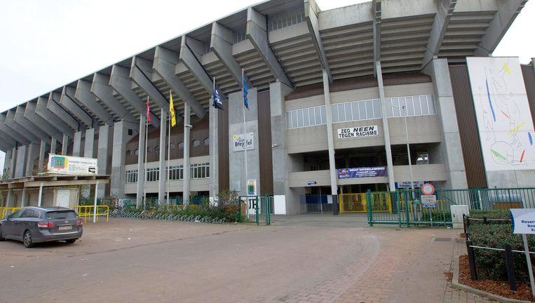 Jan Breydelstadion in Brugge.