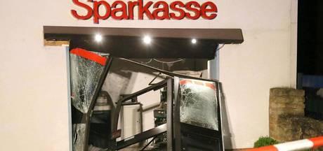 Duits OM: lever Amsterdamse plofkrakers uit