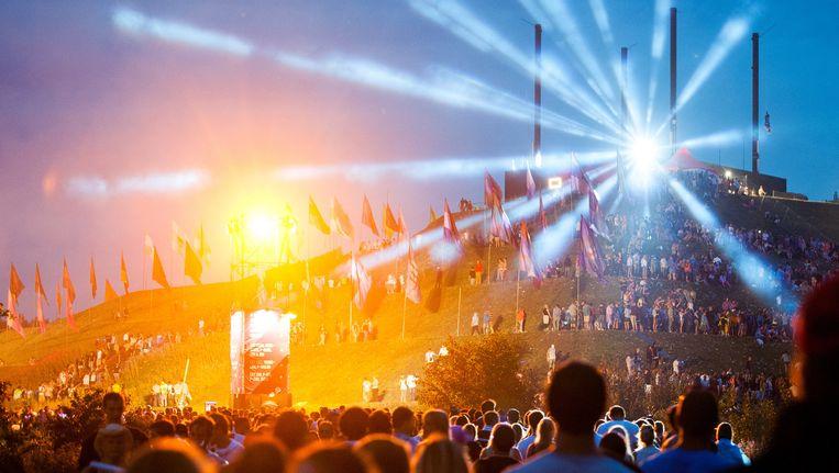 Drugsgebruik op festival zorgde afgelopen jaar voor fatale incidenten Beeld anp