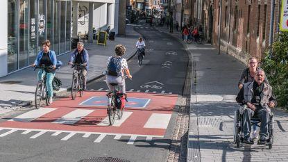 """Schepen Weydts juicht nu Mechelen fietszone invoert in centrum naar het voorbeeld van Kortrijk: """"Hoe meer steden meedoen, hoe sneller mentaliteit verandert"""""""
