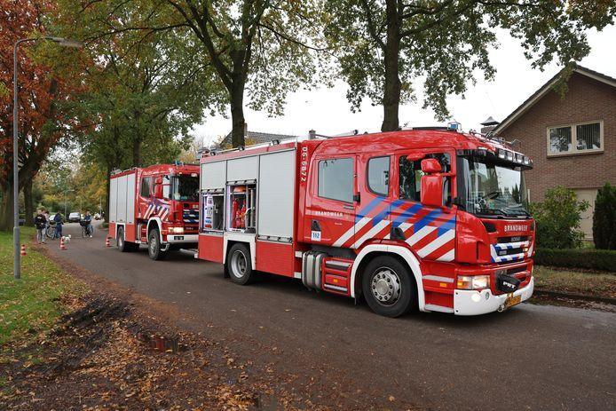 In Heerde is een vrouw omgekomen na een val in een vijver.