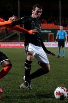 GA Eagles en Volendam in boeiend duel in balans