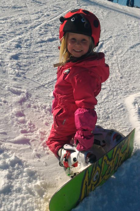 De leukste en mooiste wintersportfoto's van de lezers