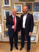 Trump en Brad Parscale