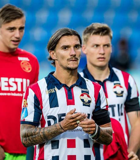 LIVE | Willem II met Croux tegen Fortuna Sittard