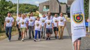 """37 mensen nemen deel aan Dodentocht voor Het Ventiel: """"We willen mensen met jongdementie uit hun isolement halen"""""""
