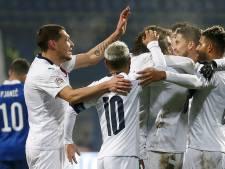 Italië schuift Bosnië probleemloos opzij en wint de groep van Oranje