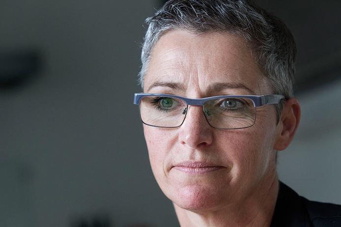 SP-wethouder Nathalie van der Zanden