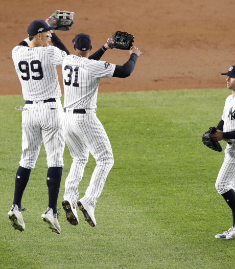 New York Yankees brengt spanning terug in play-offs
