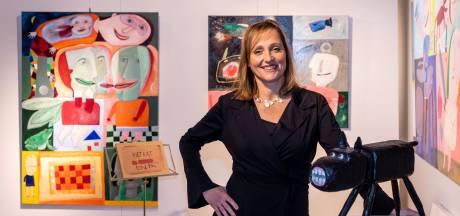 'Drempel voor kunst moet omlaag, iedereen moet van een mooi werk kunnen genieten'