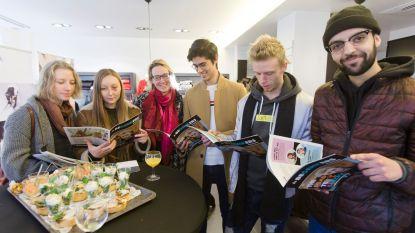 Stad met magazine en digitaal platform jonge ondernemers
