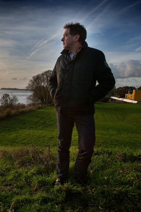 Plan voor vijf windturbines langs Oude Maas krijgt groen licht van Raad van State