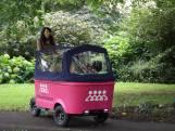 Elektrische bakfiets populair vervoersmiddel kinderdagverblijven