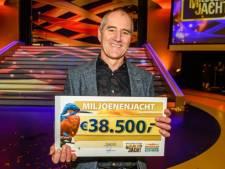 Harmelenaar Karel wint 38.500 euro bij Miljoenenjacht