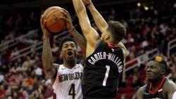 Titelfavoriet Houston begint met valse noot aan nieuwe NBA-competitie