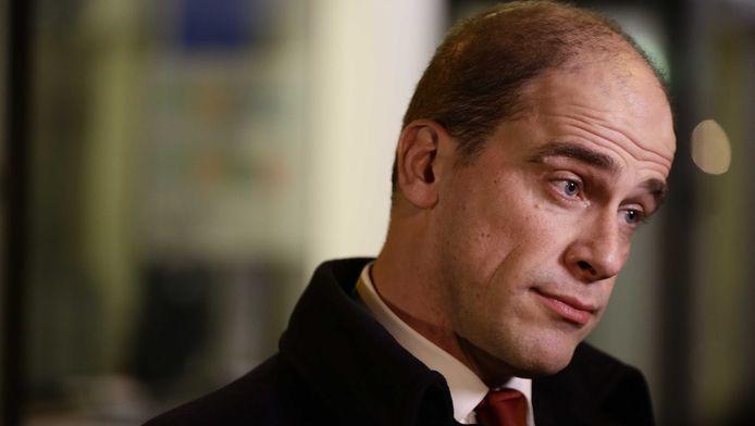 PvdA-voorman Diederik Samsom.