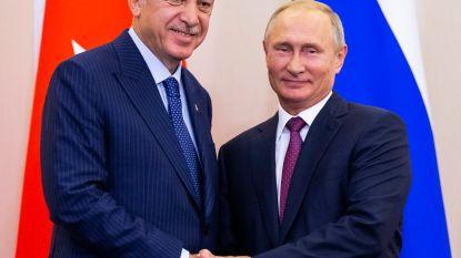 Poetin en Erdogan zorgen voor gedemilitariseerde zone in Idlib