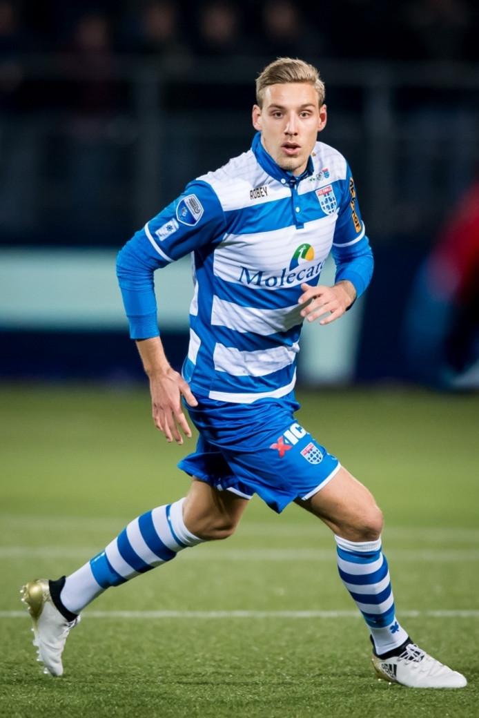 Nicolai Brock-Madsen. Foto: Proshots