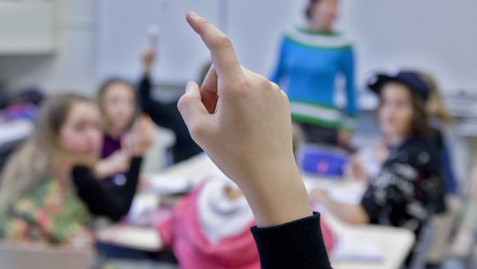 'Veroordeelde jongeren kennen vaak enorme problemen. Het regulier onderwijs kan die niet voor ze oplossen', aldus AOb-voorzitter Walter Dresscher